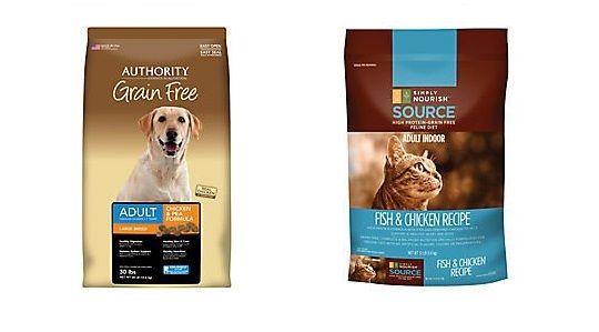 Petsmart Coupon For Free Bag Of Dog Or Cat Food Petsmart Catfood