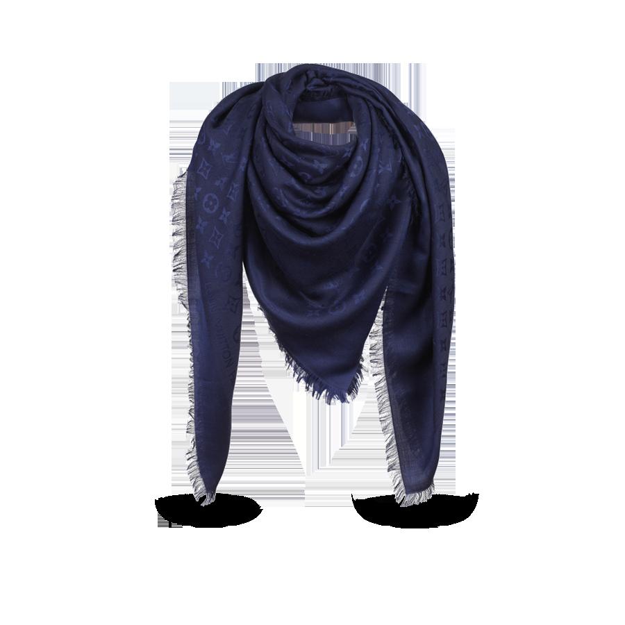 Châle Monogram via Louis Vuitton   dressing de reve - accessoires ... 34e6024271b