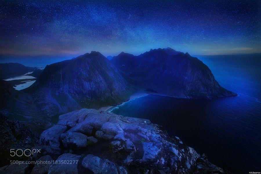 Night Ryten by bazandr