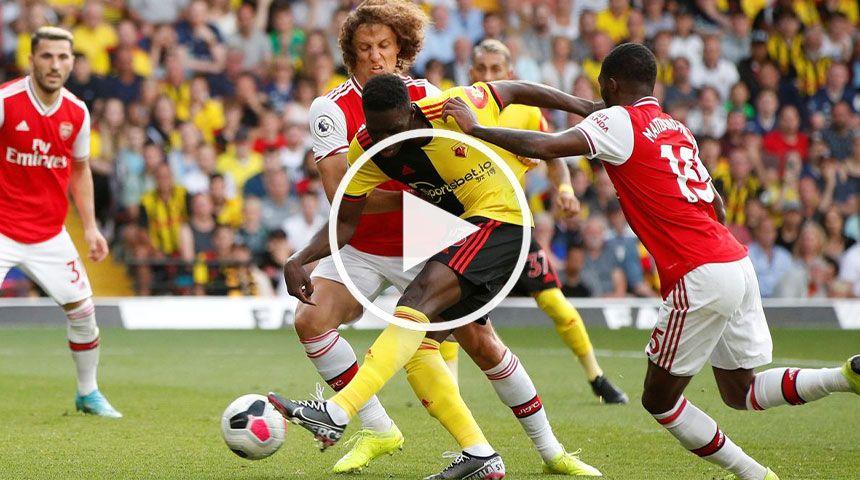 VIDEO Watford 22 Arsenal Highlights & Goals HD 15