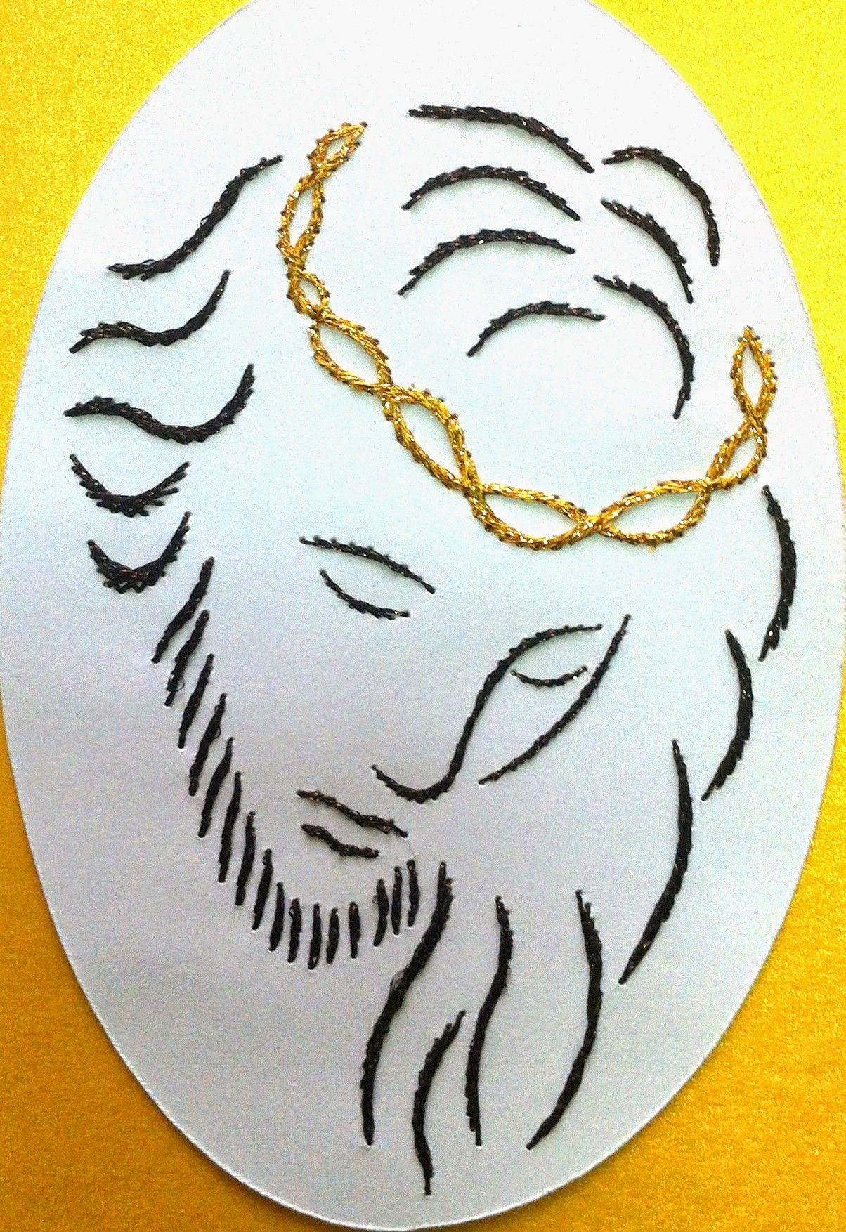 Photo: | costura ideas | Pinterest | Tarjetas, Virgencita y Religiosas