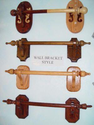 GWiz Products - Custom Quilt Hangers, Quilt Racks and Quilt Stands ... : wooden quilt hangers - Adamdwight.com