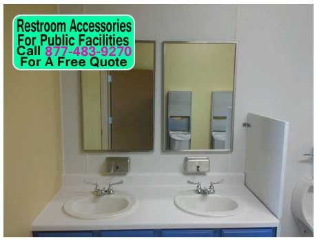 Commercial Bathroom Accessories For Public Facilities Free Quote