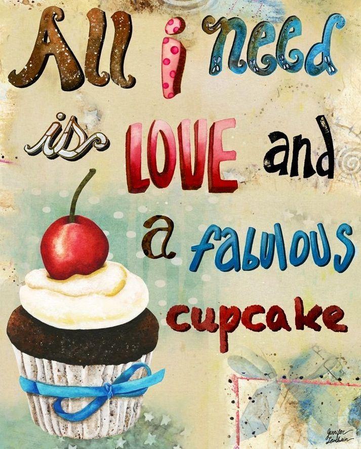 resultado de imagen para quotes cupcakes