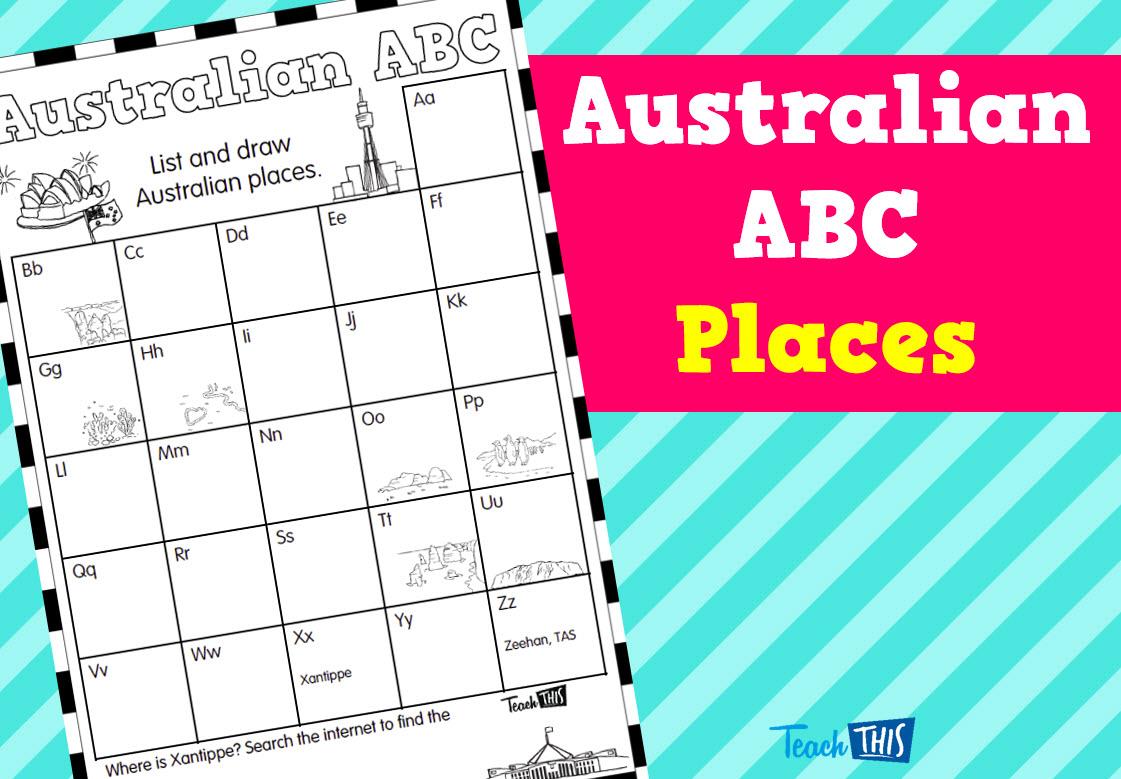 Australian Abc Places