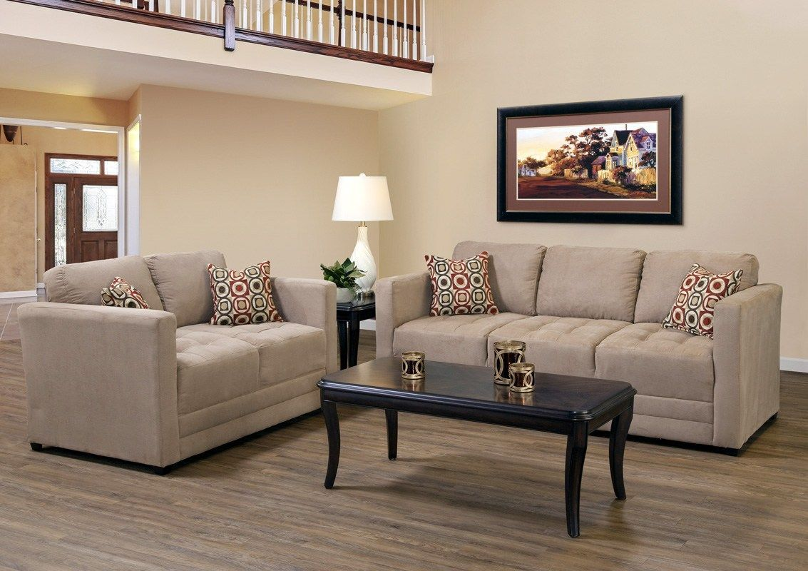 Olivia Small Couch Loveseat Set Living Room Sets Sofa And