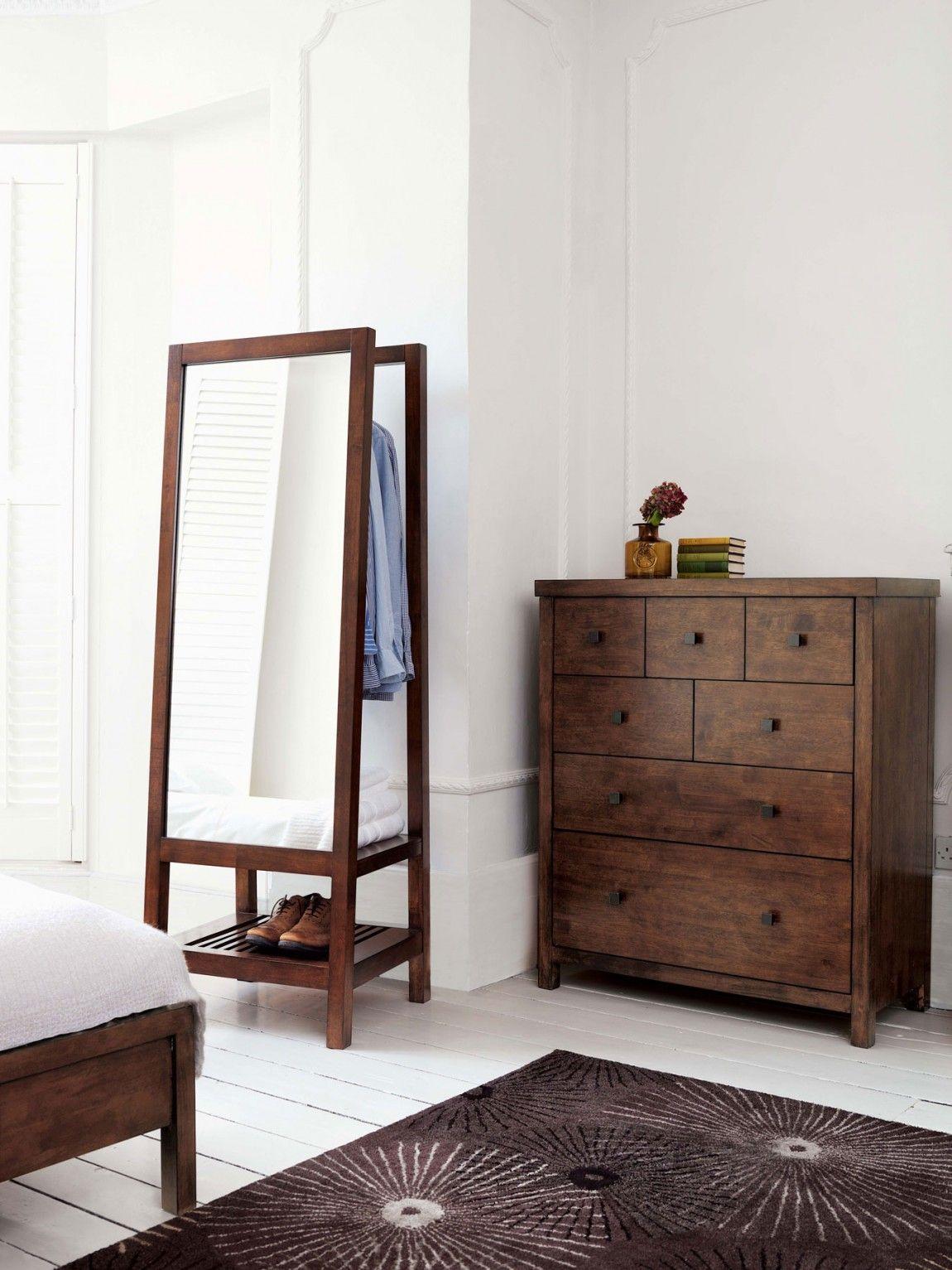 Espejo Perchero Mueble_multifuncional Multifunctional_furniture  # Muebles Multifuncionales Para Espacios Pequenos