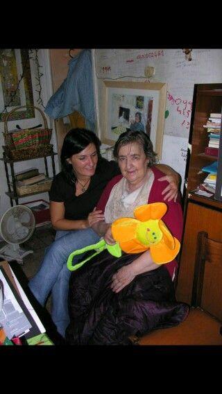 Con mamma