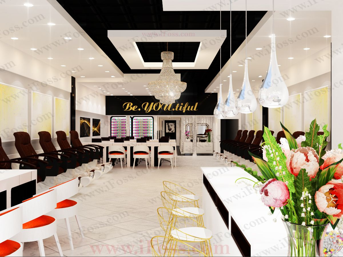 BEAUTIFUL NAIL SALON DESIGN IDEAS FREE DESIGN FOR NAIL SALON