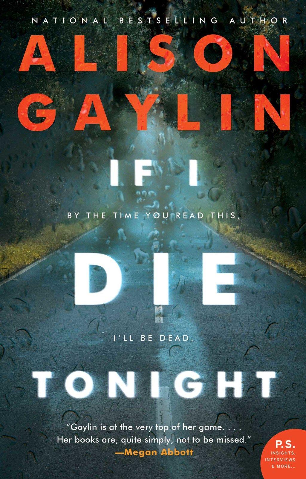 If i die tonight ebook thriller books book worth