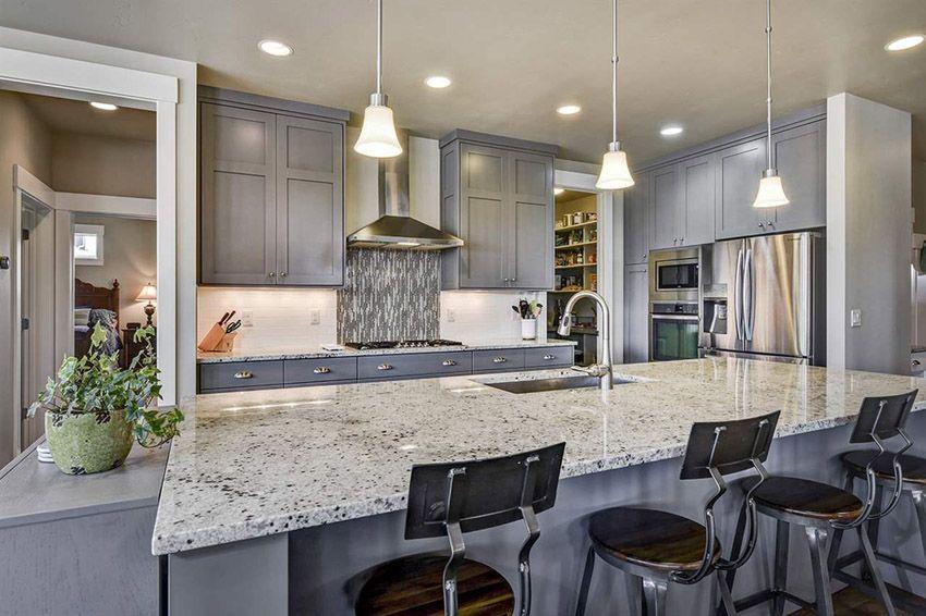 57 Luxury Kitchen Island Designs (Pictures) Part 62