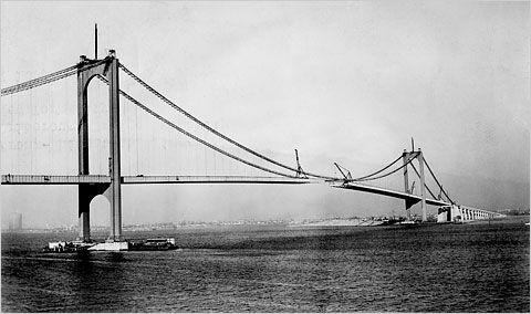 The Bronx-Whitestone Bridge
