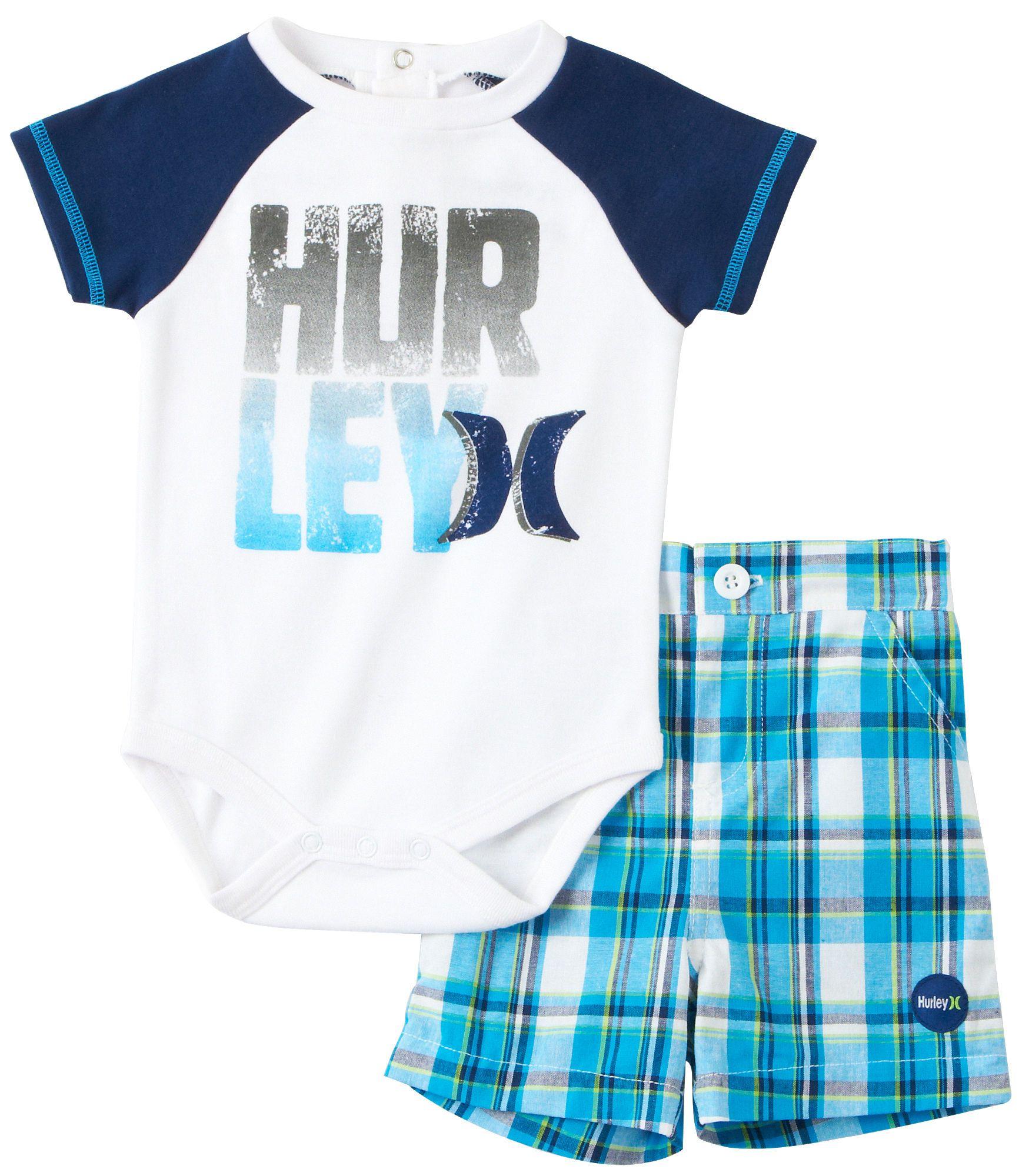 Hurley for Baby beallsflorida surf baby Oh Baby
