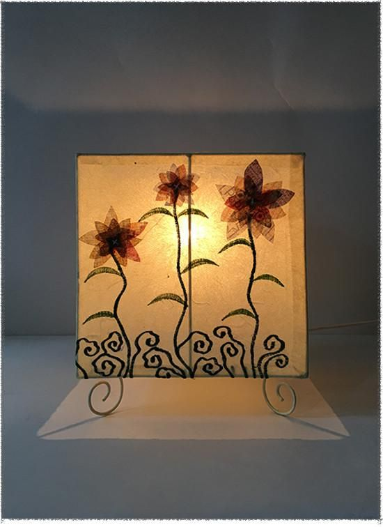 Sari Flowers Mood Lamp | Products | Pinterest | Saris and ...