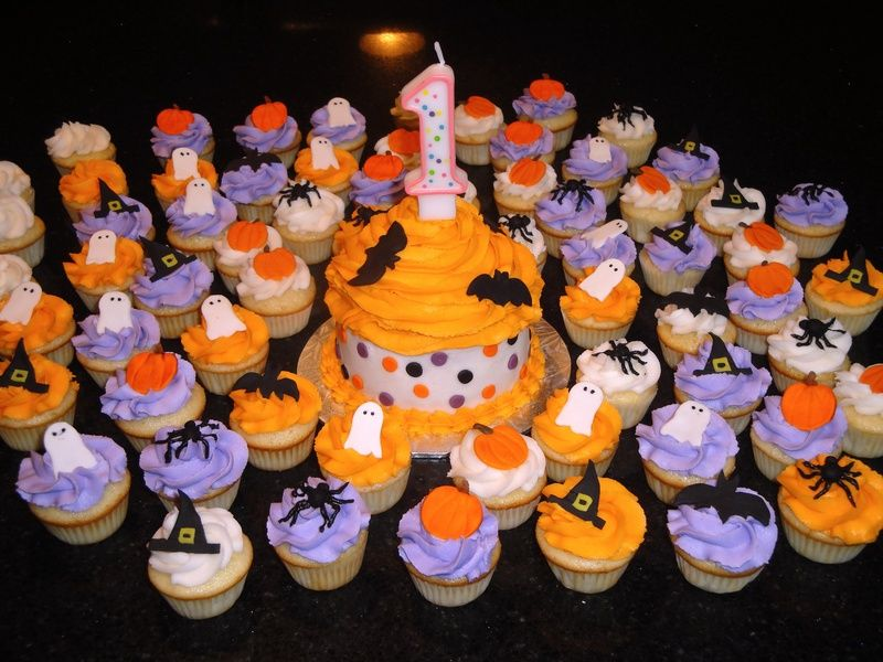 Halloween Themed 1st Birthday Party Halloween Costume Party