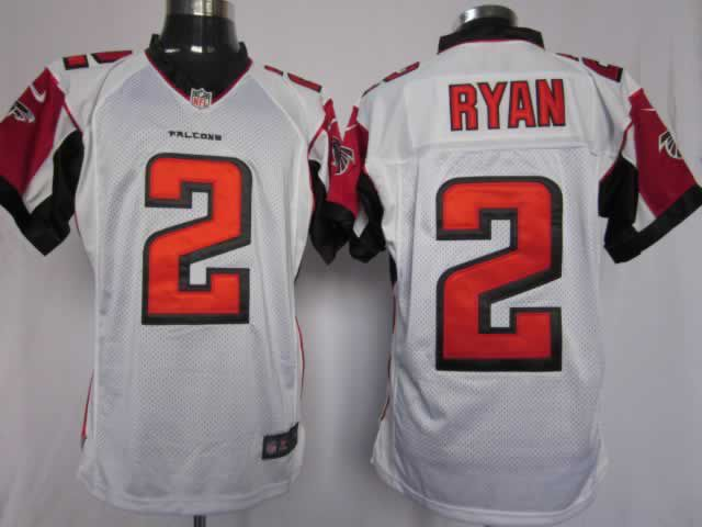 on sale a8899 6896e Ryan Jersey: Nike Mens Elite #2 Atlanta Falcons Jersey in ...