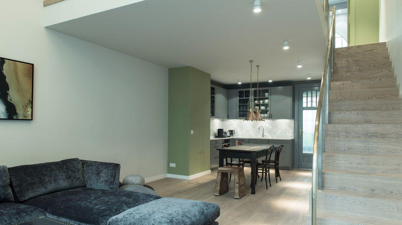 Luxus Apartment Loft Berland Green City West Berlin Suite030