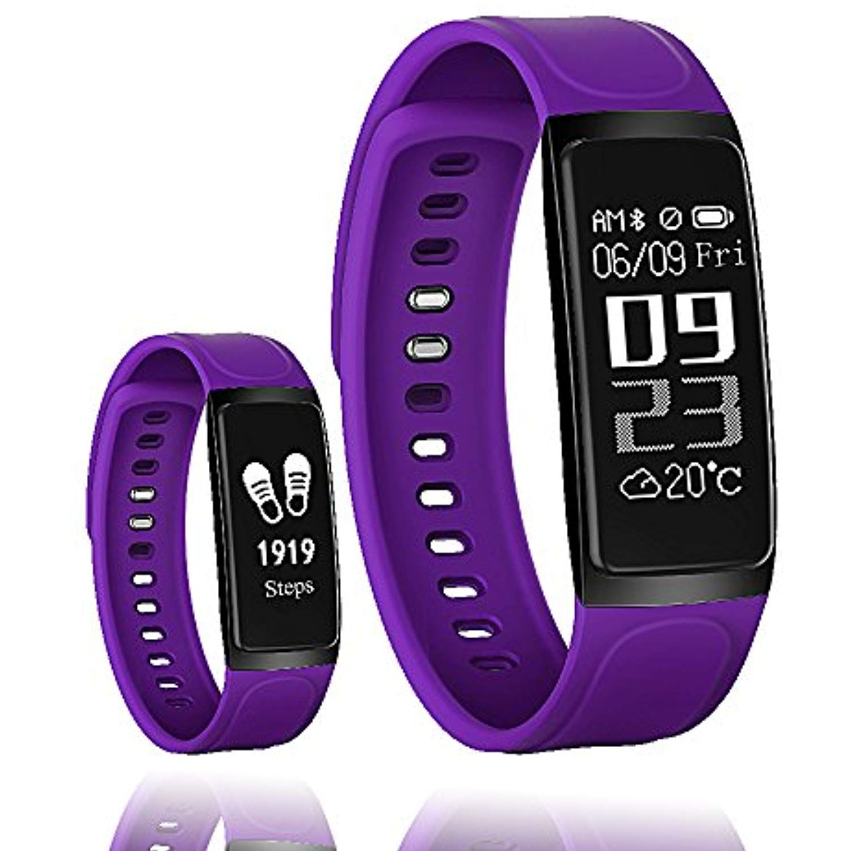 HapFit Fitness Tracker, Smart Bracelet Activity Wristband