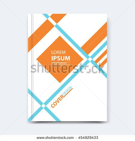 Abstract Vector Line Design For Cover Poster Banner Flayer