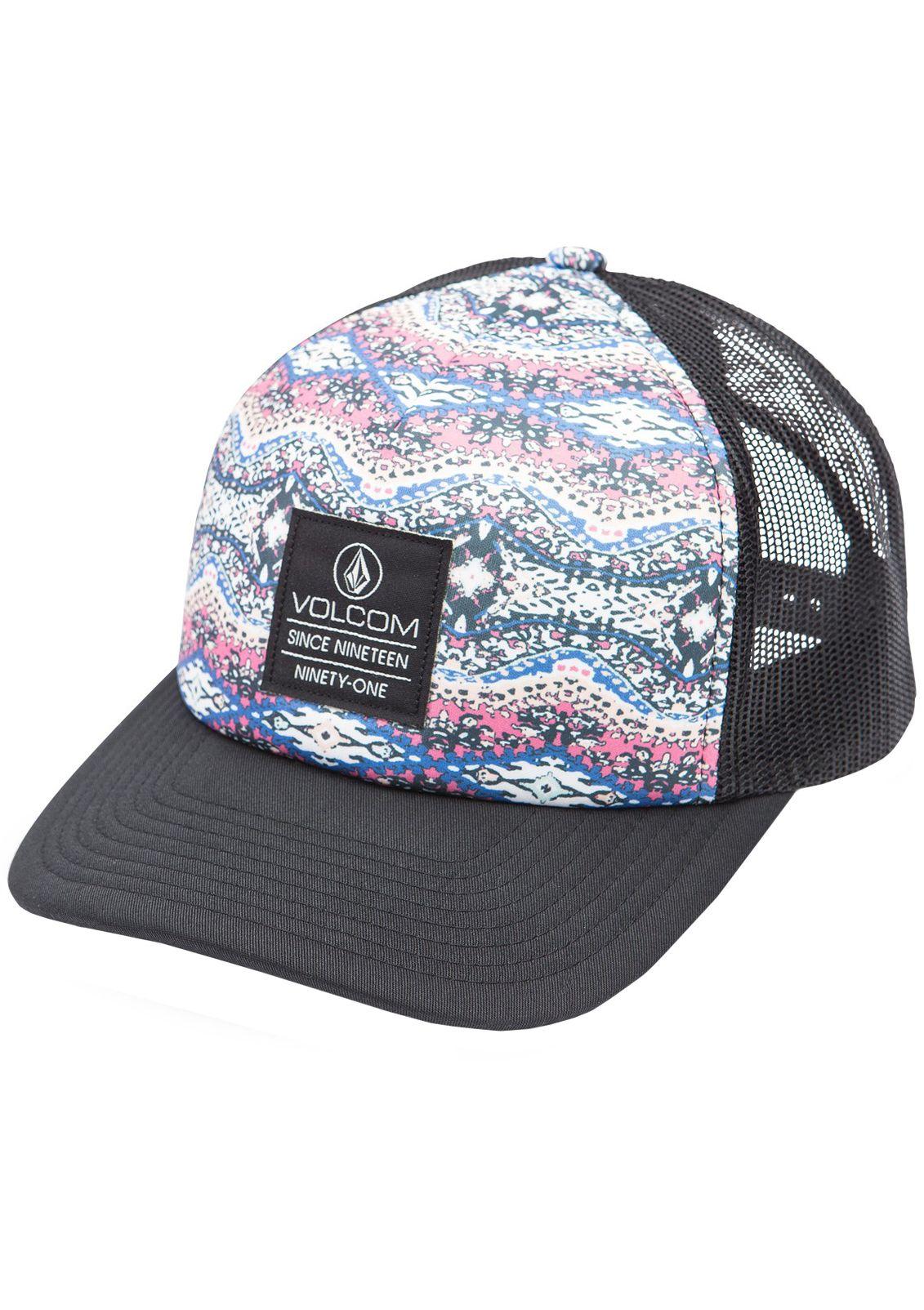 Junior Volcom  Nacho  Trucker Hat ( 19) ❤ liked on Polyvore featuring  accessories fe0cb4dbaf3b