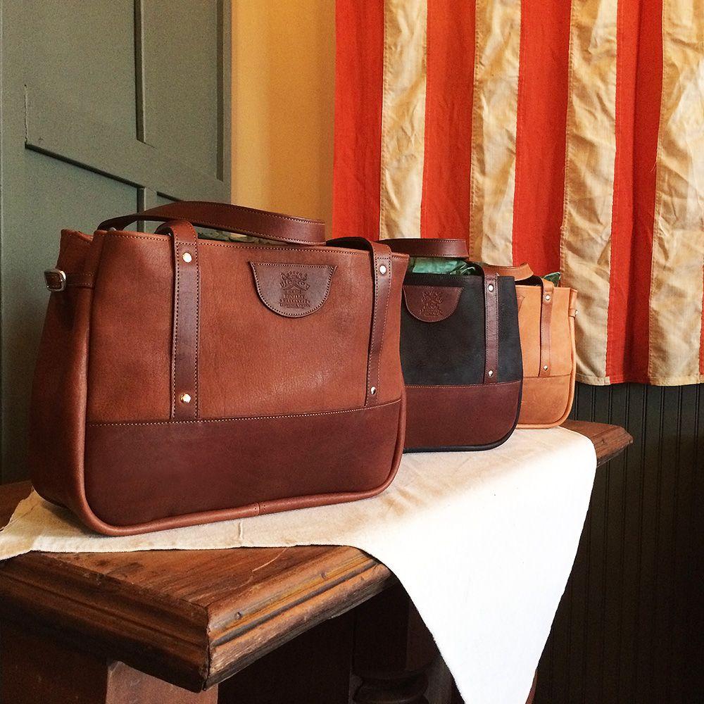1402f7a025 Littleton Bentley Tote in Vintage Brown
