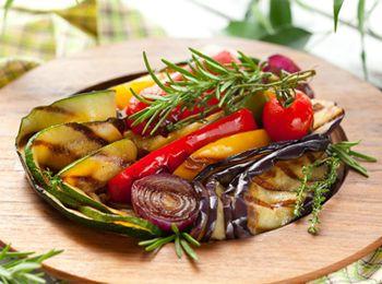 L gumes du soleil grill s au barbecue fa on antipasti avec le coaching acc dez plus de 850 - Antipasti legumes grilles ...