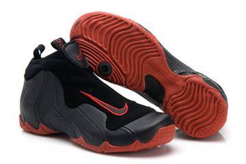 Red Black Nike Air Flightposite 1