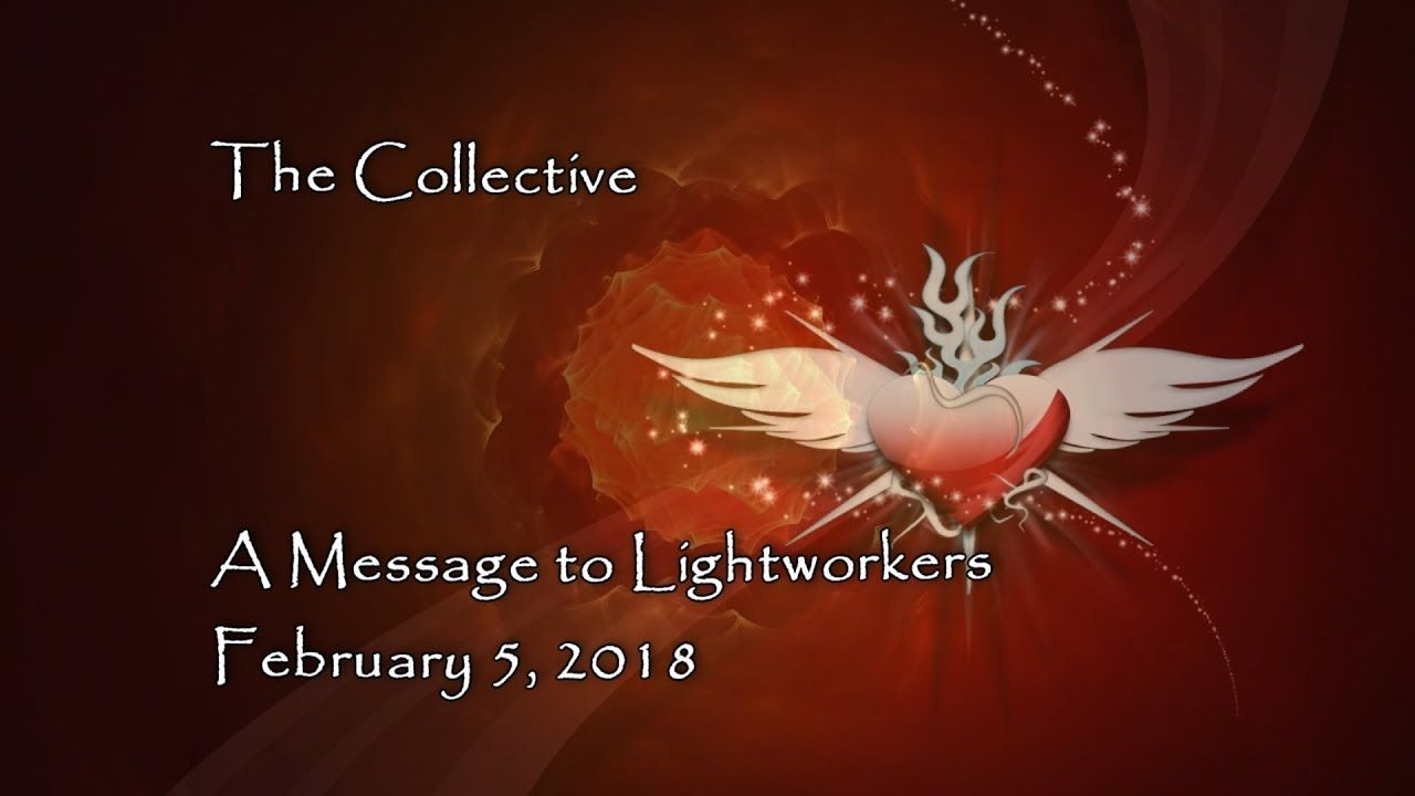 A Message to Lightworkers – February 5, 2018 by Caroline Oceana Ryan