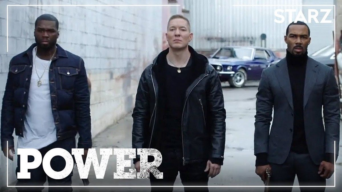 Power : Season 5 — Episode 7 ( A Friend of the Family) | Power tv ...