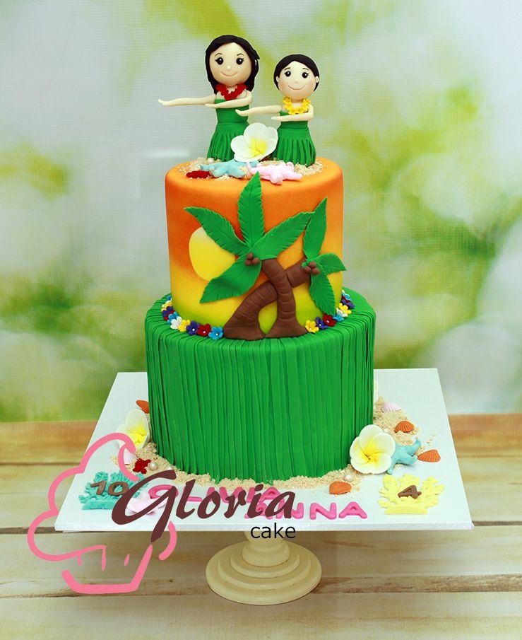 Hawaiian cake birthday cake desserts