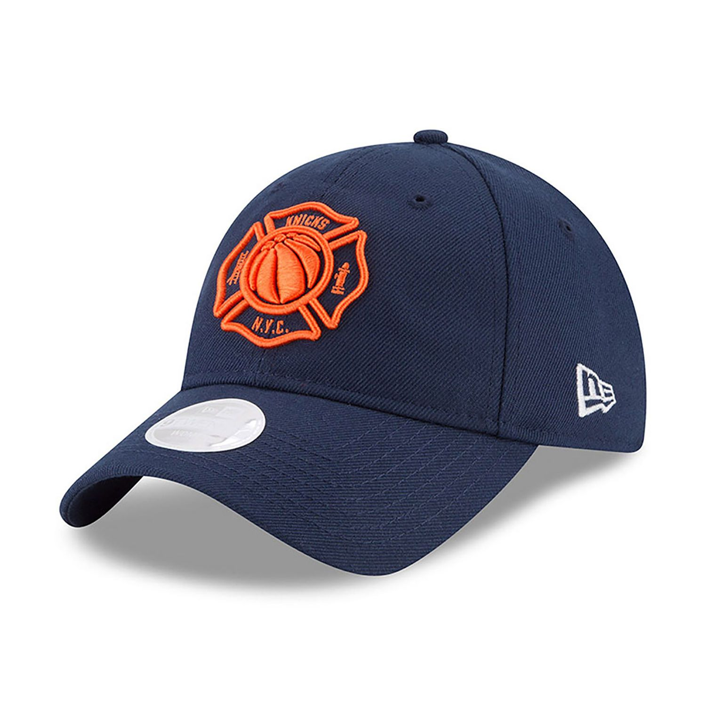321b0d4b27202 Women s New Era Navy New York Knicks NBA City Series 9TWENTY Adjustable Hat