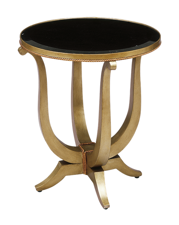 Deco Table Marge Carson Side Table Round Side Table Table