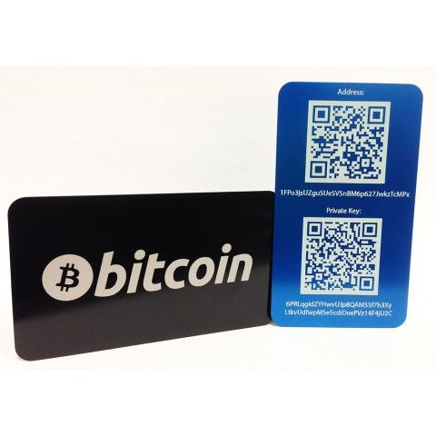 Investing in a bitcoin wallet
