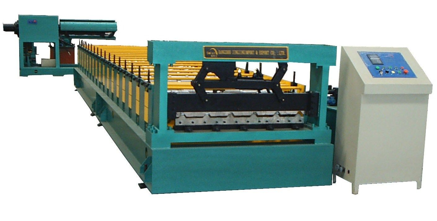 Technical idea and design of the #roll #forming #machine..http://goo.gl/AcNt9d