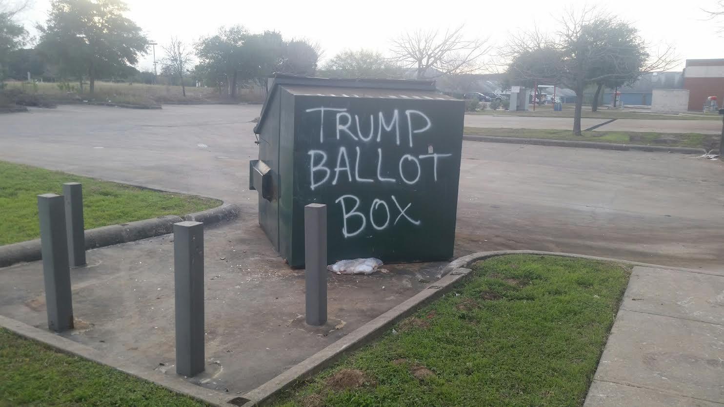 Best graffiti I've seen yet
