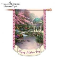 Thomas Kinkade Mother's Day collectible gifts are always the most exciting gifts to give or receive. The beauty of Thomas Kinkade's art just enhances...