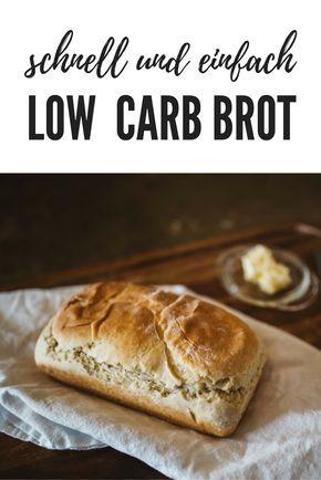 Pane a basso contenuto di carboidrati (ricetta) – molto facile e veloce da preparare