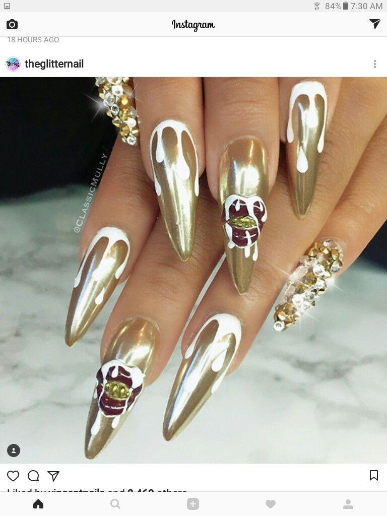 Pin by rm rivera on rm pinterest nail nail makeup and sexy nail art