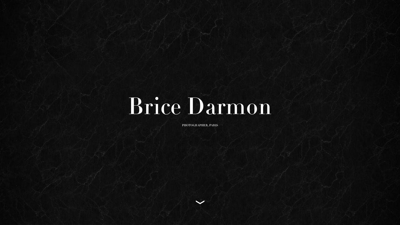 Brice Darmon Brice Darmon design