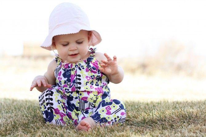 427de9bc862 Bubble Romper for Baby (long leg style)