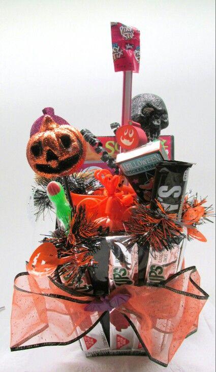 Finally Finished Isabels Halloween Basket 9 Fruit Roll Ups