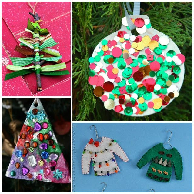 An Alphabet Of Christmas Ornament Crafts For Kids Preschool Christmas Ornaments Christmas Ornament Crafts Easy Christmas Ornaments