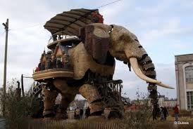 """Résultat de recherche d'images pour """"elephant nantes"""""""
