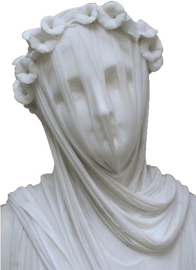 Veiled Vestal Virgin Aka Raffaelle Monti Discovering
