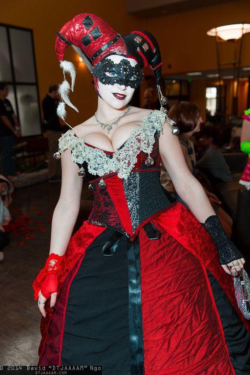 Harley Quinn #ALW2014