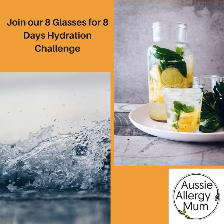 Drinking enough water nutrition food healthy