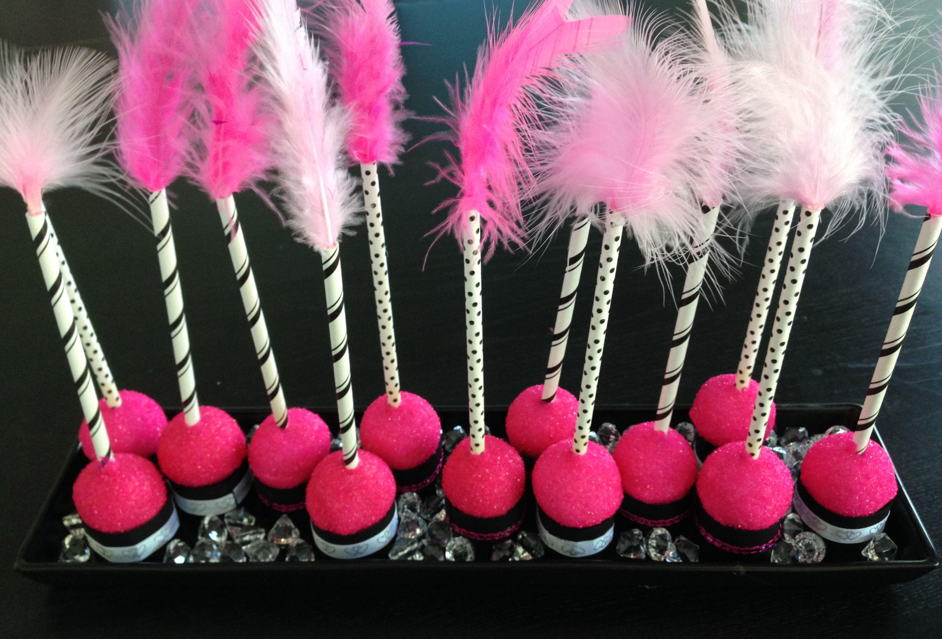 Bachelorette party cakepops cake pops bachelorette