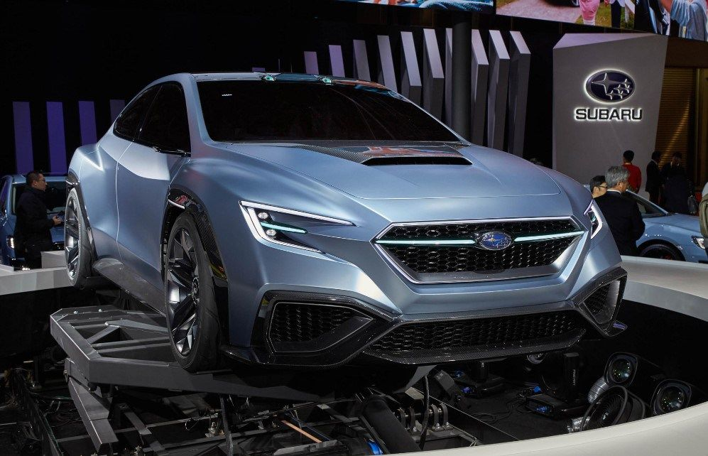 2020 Subaru WRX STI View Design, Capability, and Prices