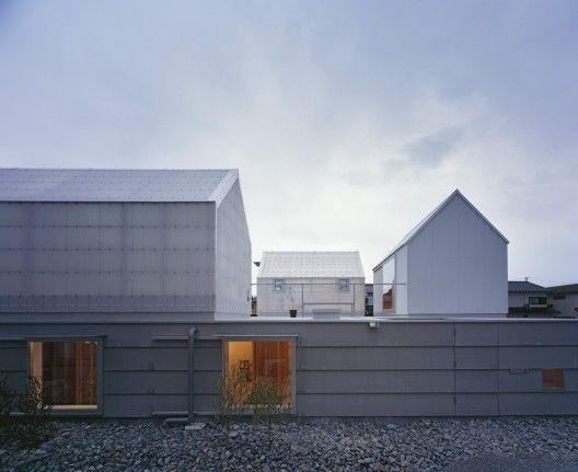 House in Yamasaki / Tato Architects Hyogo, Architects and Architecture