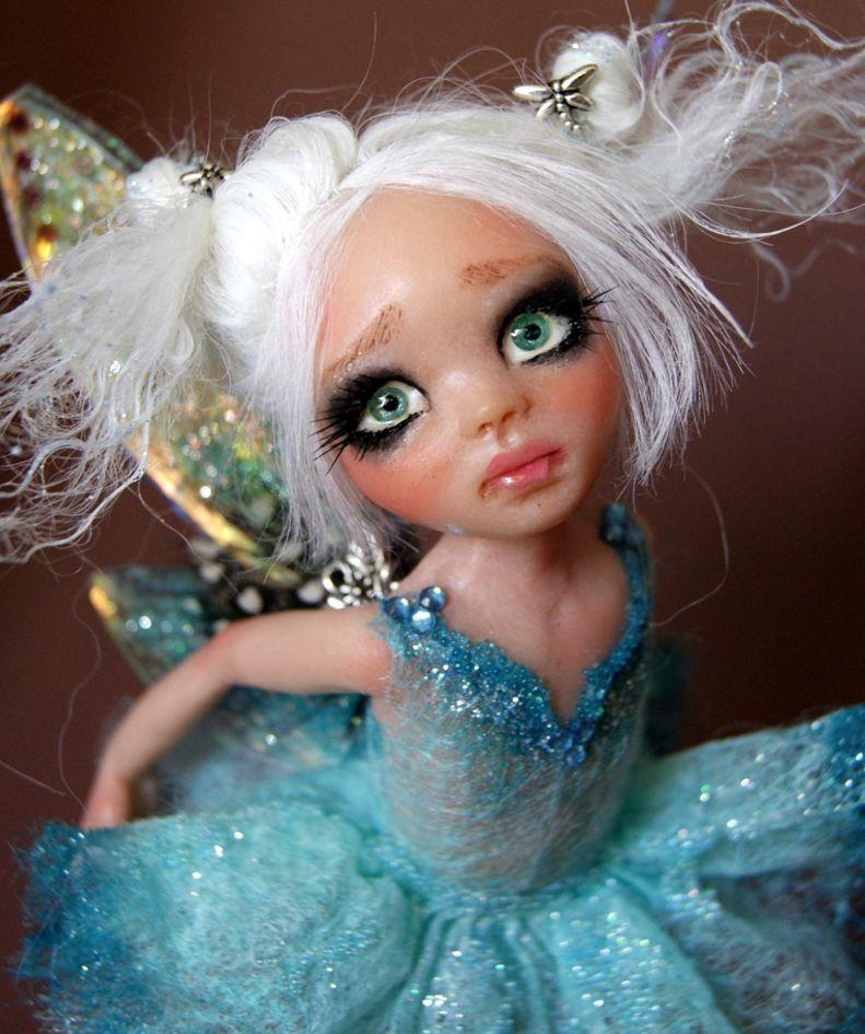 "OOAK Fairy "" Moly"""